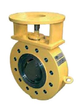 Регулирующие поворотные клапаны DYNA-LOK