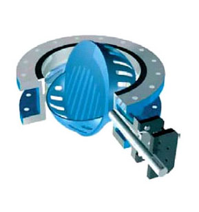 Регулирующие поворотные клапаны K-LO