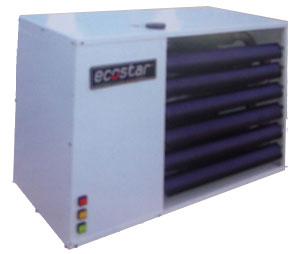 Тепловые нагреватели «экоблок»